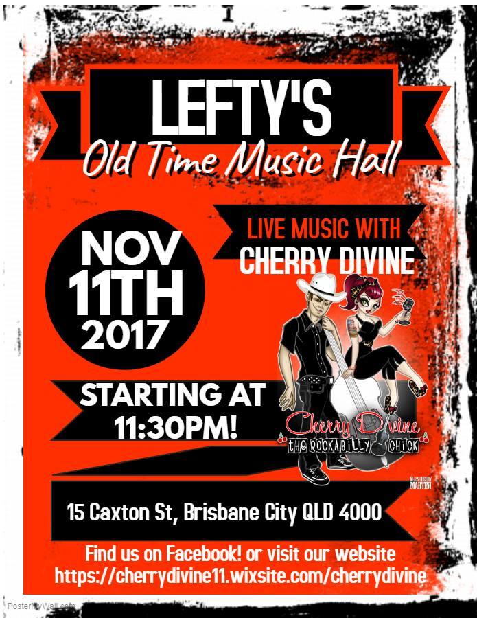 Lefty's Brisbane