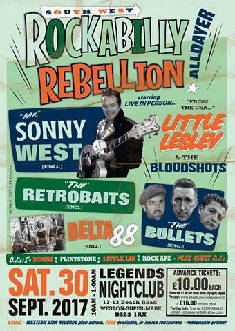 Rockabilly Rebellion