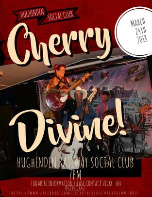 Cherry Divine Hughenden