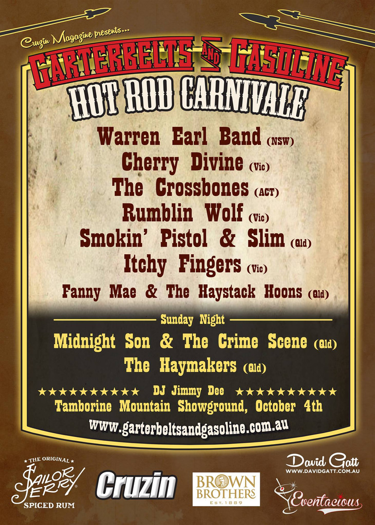 Hot Rod Carnivale
