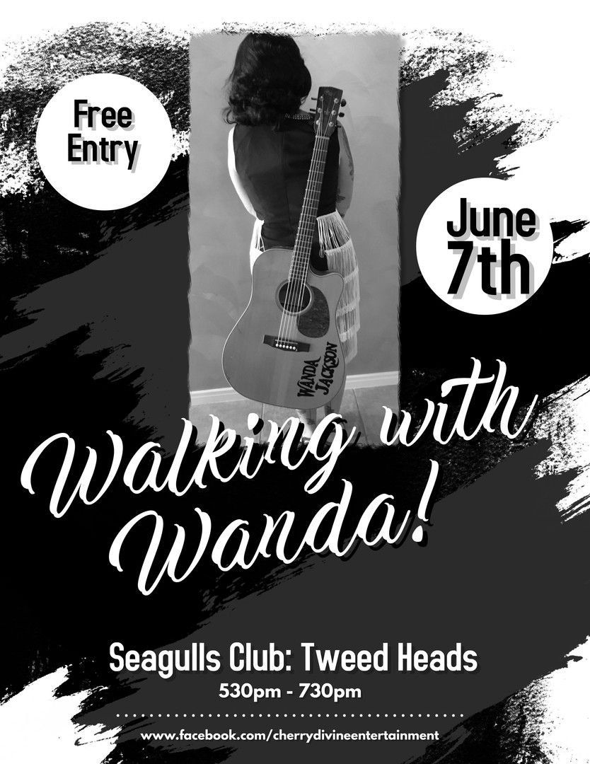 Walking with Wanda