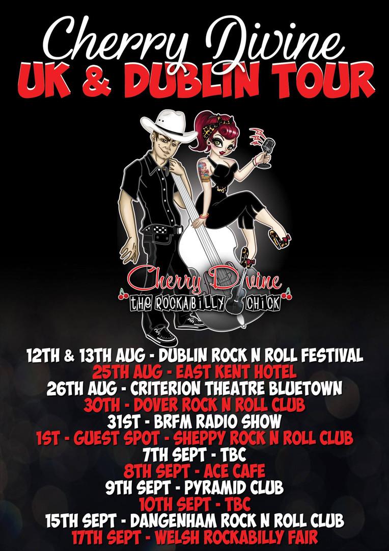 UK & Dublin Tour