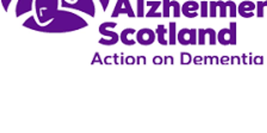 Awareness Event by Alzheimer Scotland