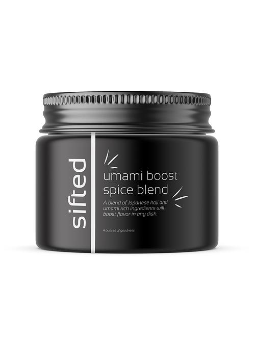 Umami Boost Spice Blend