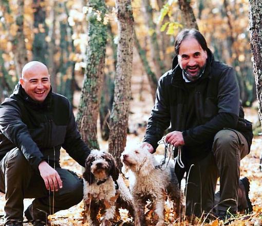 mirko&andrea with dogs .jpg