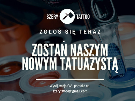 Praca dla tatuażysty