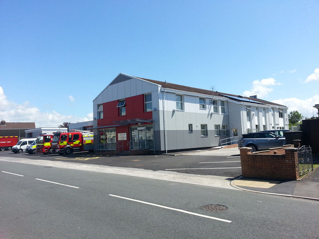 Llanelli Fire Station