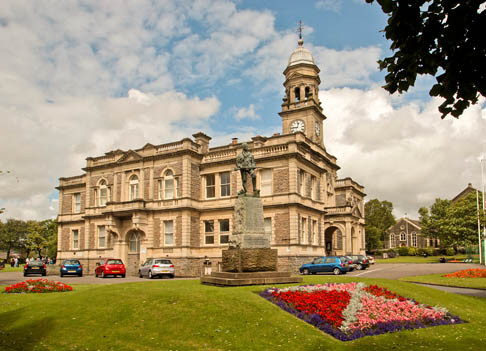 Llanelli Town Hall