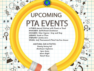 Exciting News from our PTA!