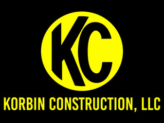 WBE Certified Korbin Construction