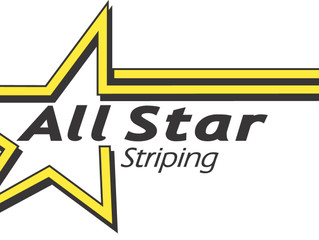 WBE Certified, All Star Striping, LLC