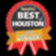 Best of Houston Reader's Choice Winner B