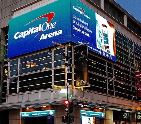 Capital One Arena - Washington DC