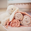 Thumbnail: סט מצעים למיטת תינוק/מעבר אפרסק