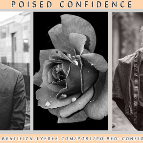 Poised Confidence