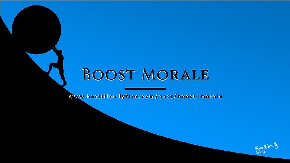 #BoostMorale #Team #TeamBuilding #BeatificallyFree