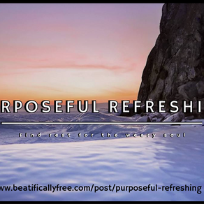 Purposeful Refreshing