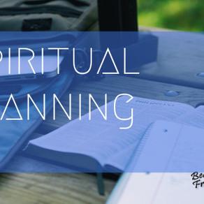 Spiritual Planning