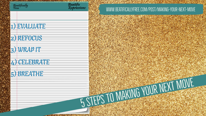 Five Steps To Making Your Next Move Beatifically Free Erica Spruill