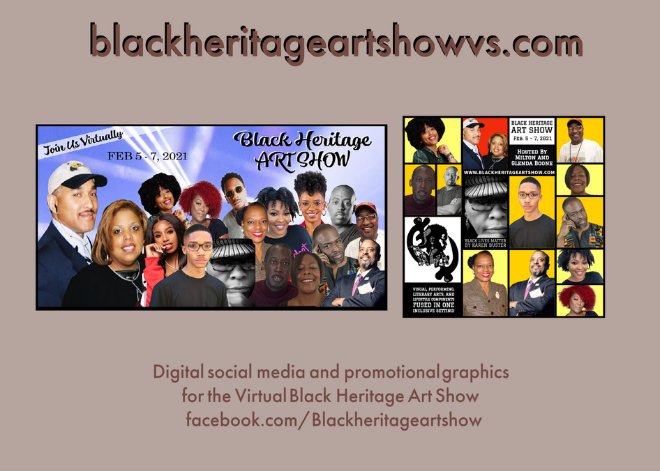 Black Heritage Art Show