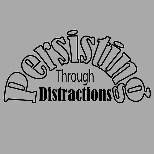 (T-Shirt) Persisting Through
