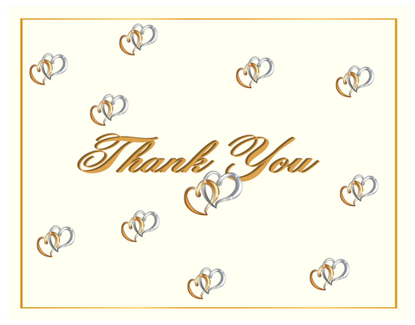 Thank You - Front