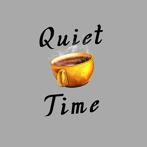 (T-Shirt) Quiet Time 2