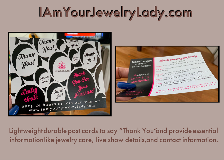 I am Your Jewelry Lady