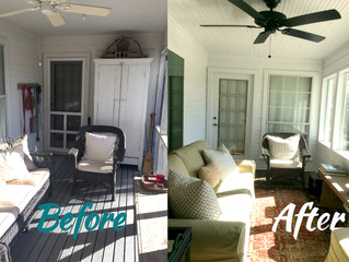 From Screened Porch to Sun Porch: A Long Awaited Transformation