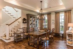 Dining Room/ Stairway