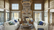 Rustic Elegance: The Cozy Cabin Look That's Sure to Warm You Up