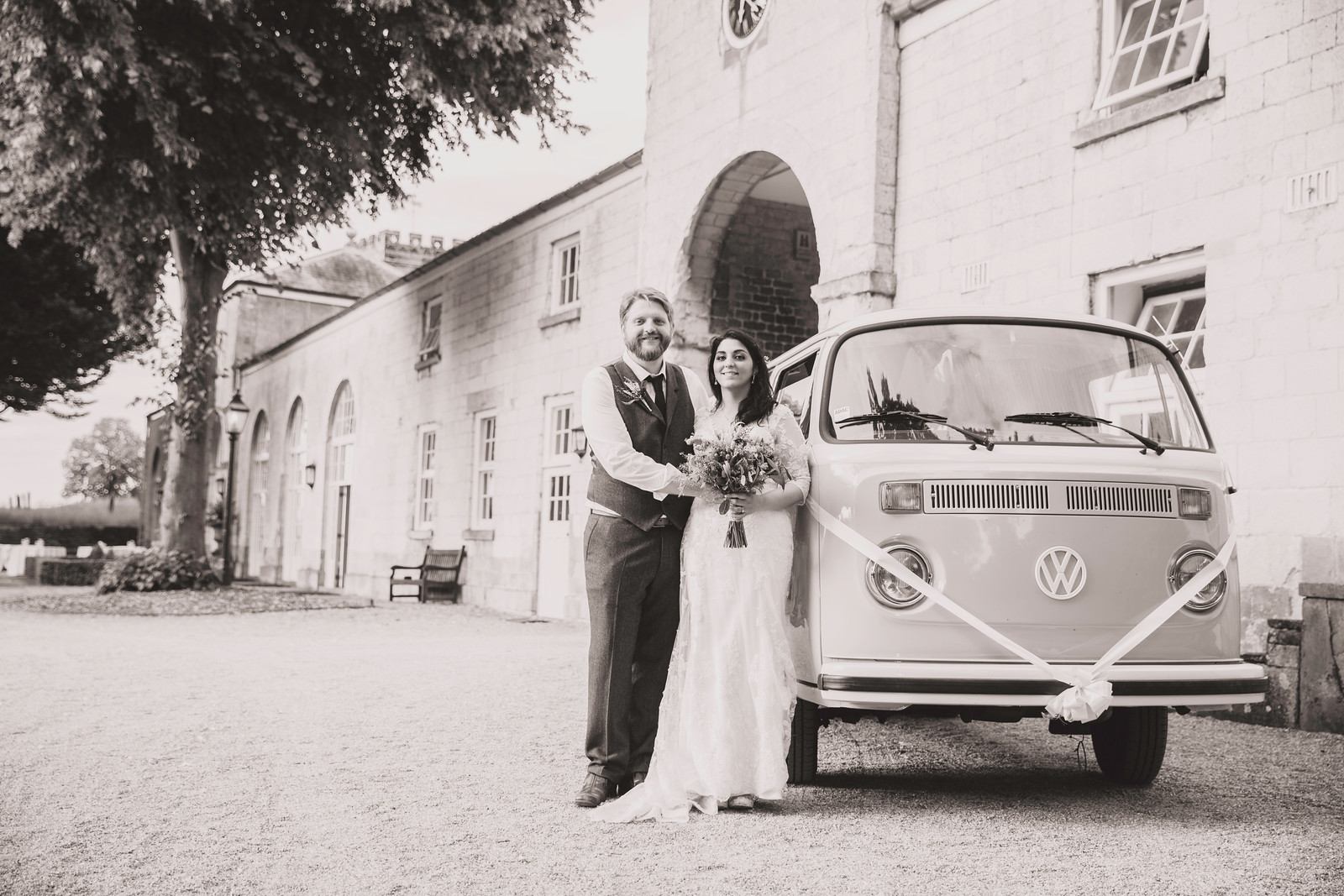 VW Camper Wedding Hire