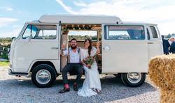 VW Camper Wedding Hire