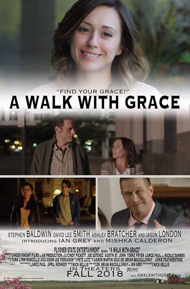 """Casting Announcement: Principal role in Christian Feature, """"A Walk With Grace"""""""