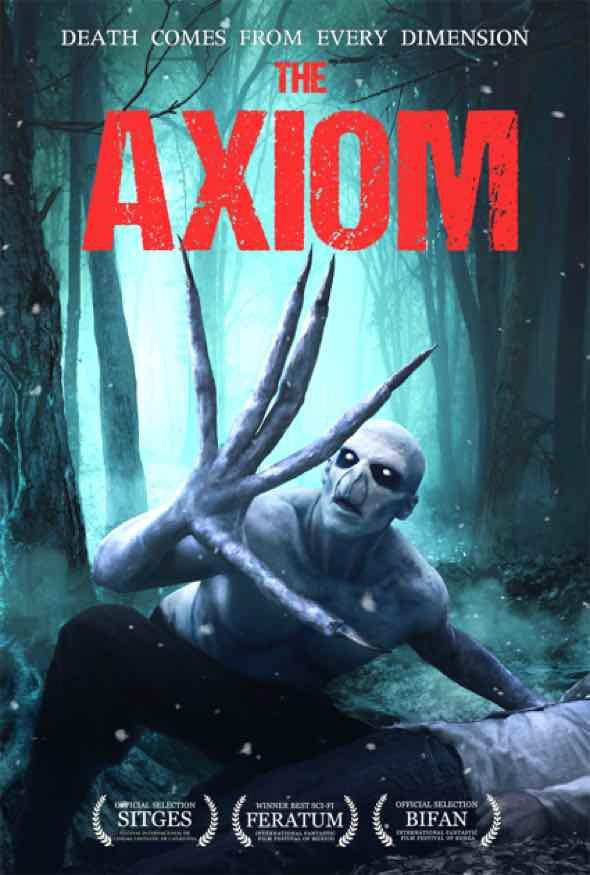 """Nicole Dambro stars in """"The Axiom"""""""