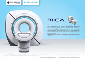 Time Medical Systems Innovative MRI