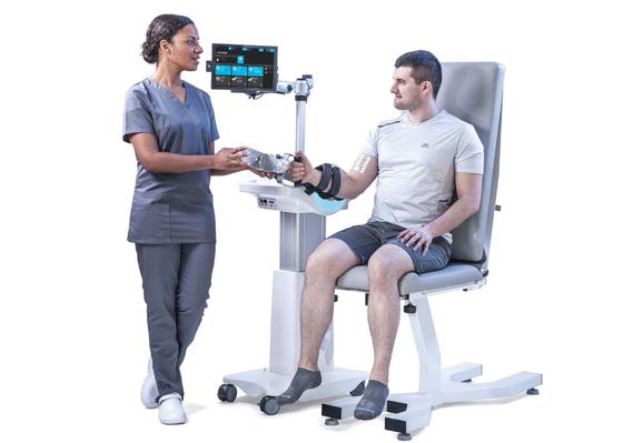 Luna EMG - Robotic Neurorehabilitation