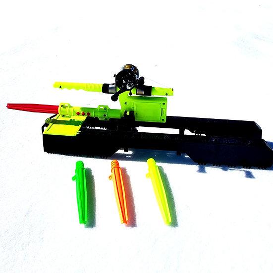 Strike-N-Light Tip Up (WITH REEL)