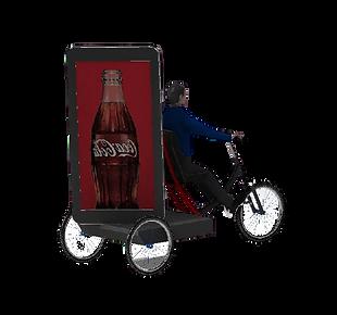 Prototype du Com' and Bike