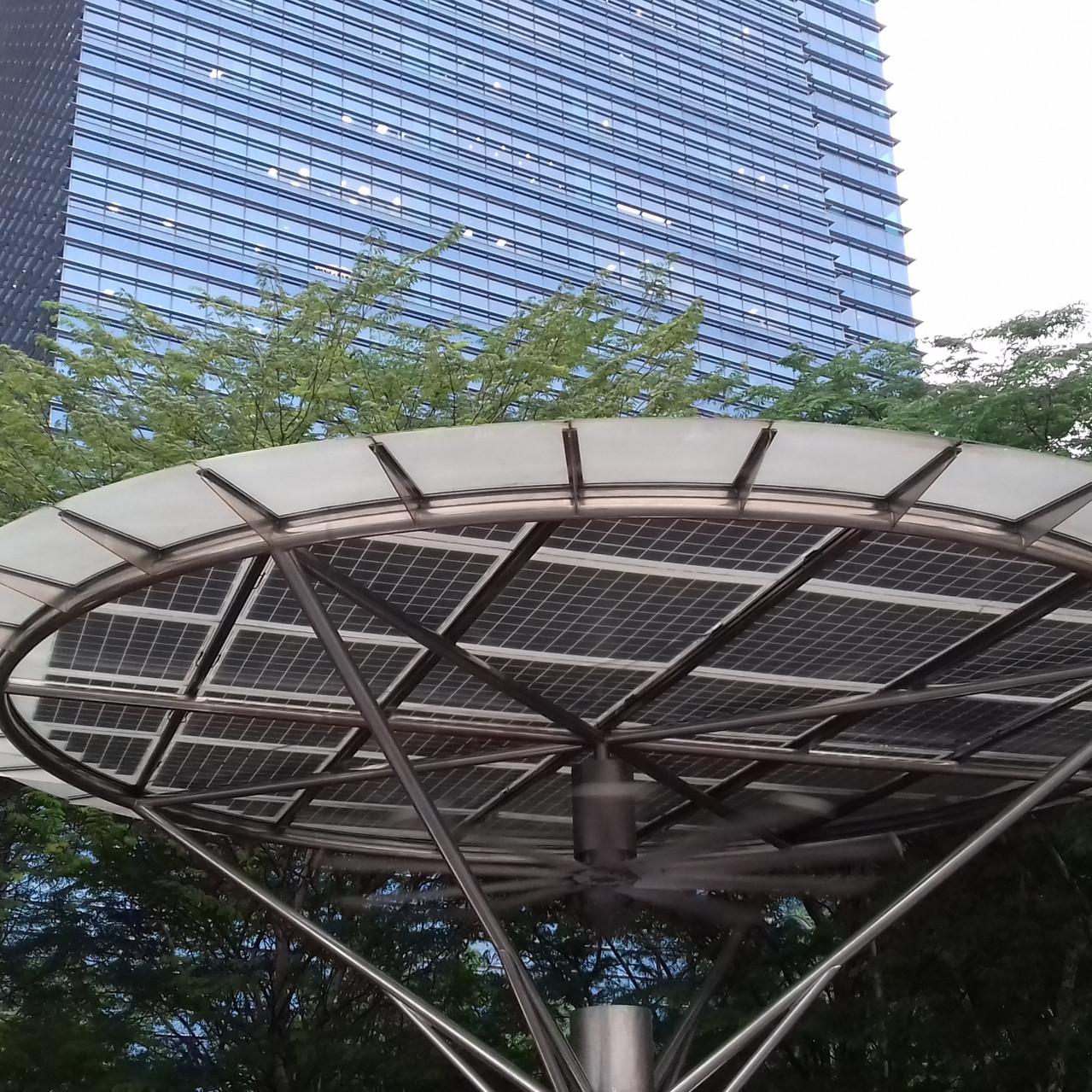 Eclairage photovoltaïqe