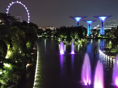 Singapour, le choc !
