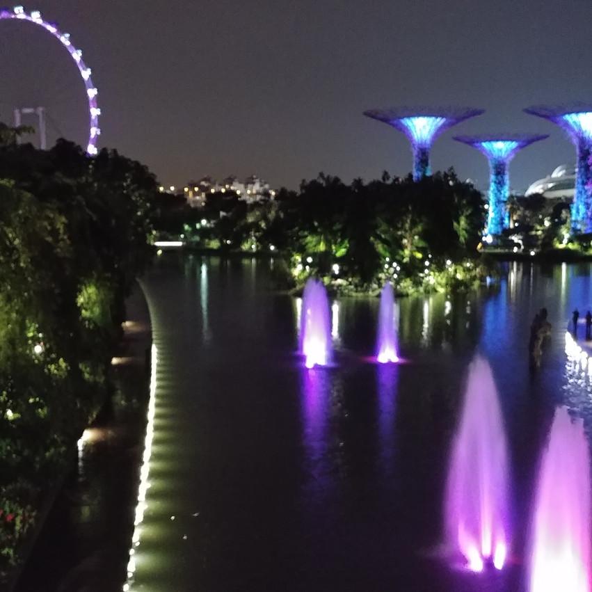 Singapour moderne