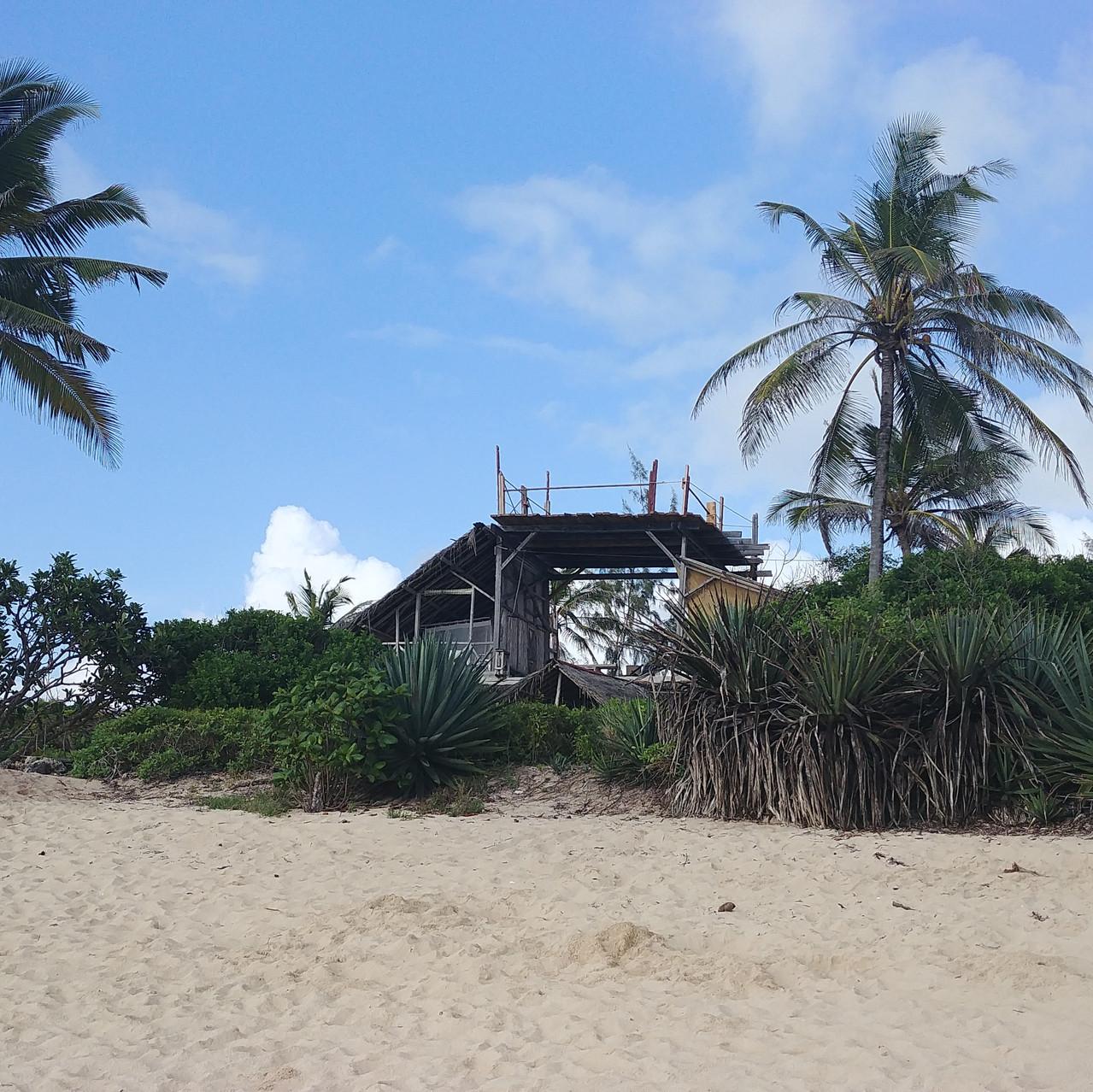 La maison de Robinson Crusoe