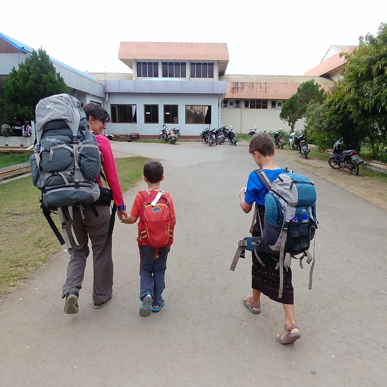 Bye bye les Birmans
