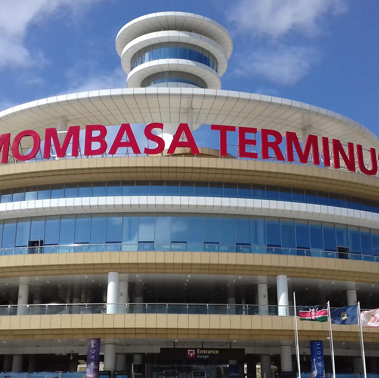 Gare de Mombasa