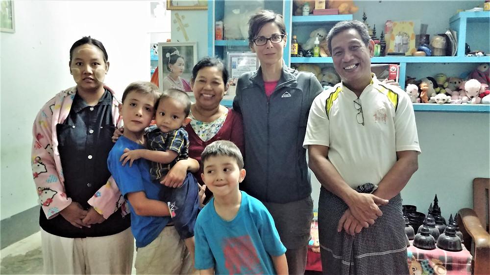 Chez KoKo Naing