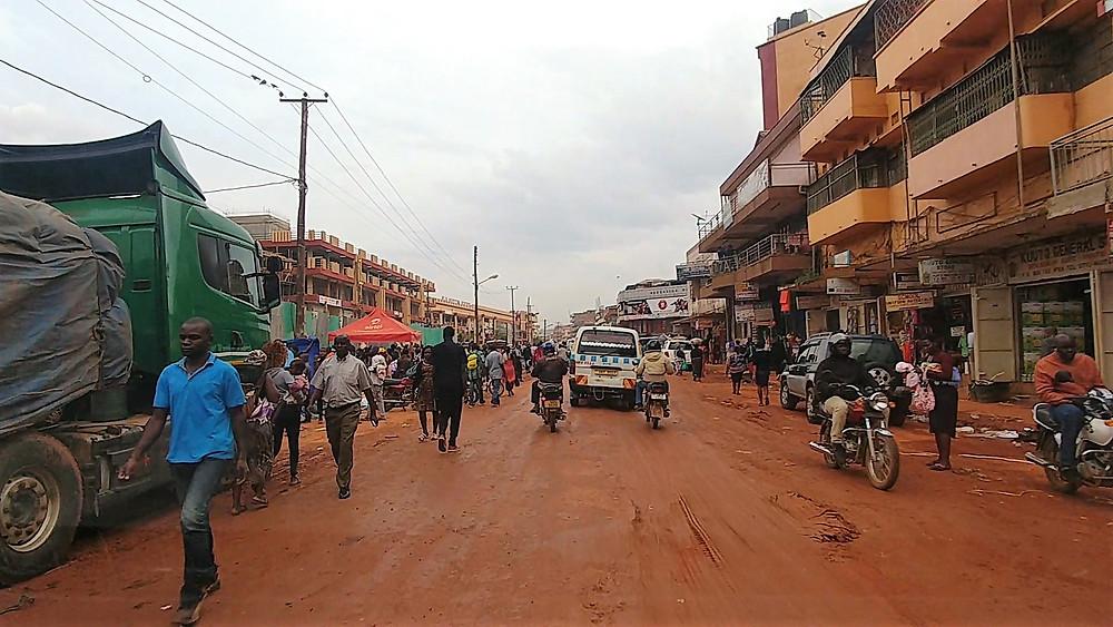 Rue de Kampala