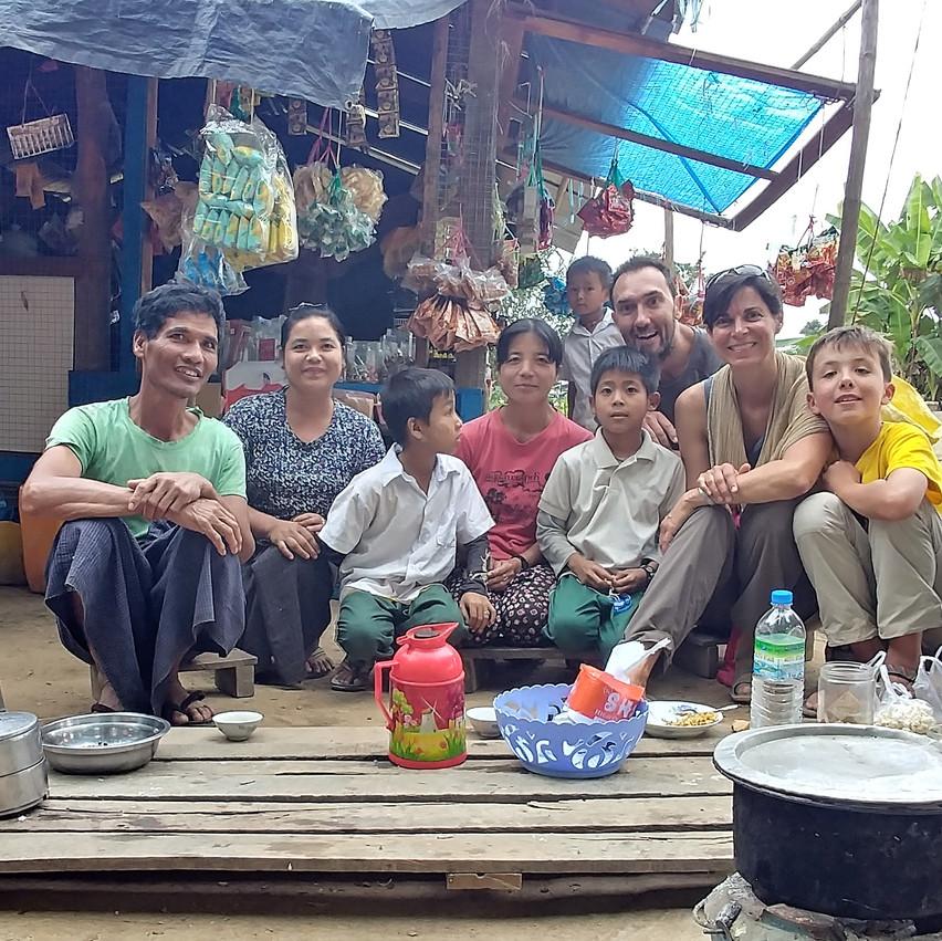 La gentillesse des Birmans