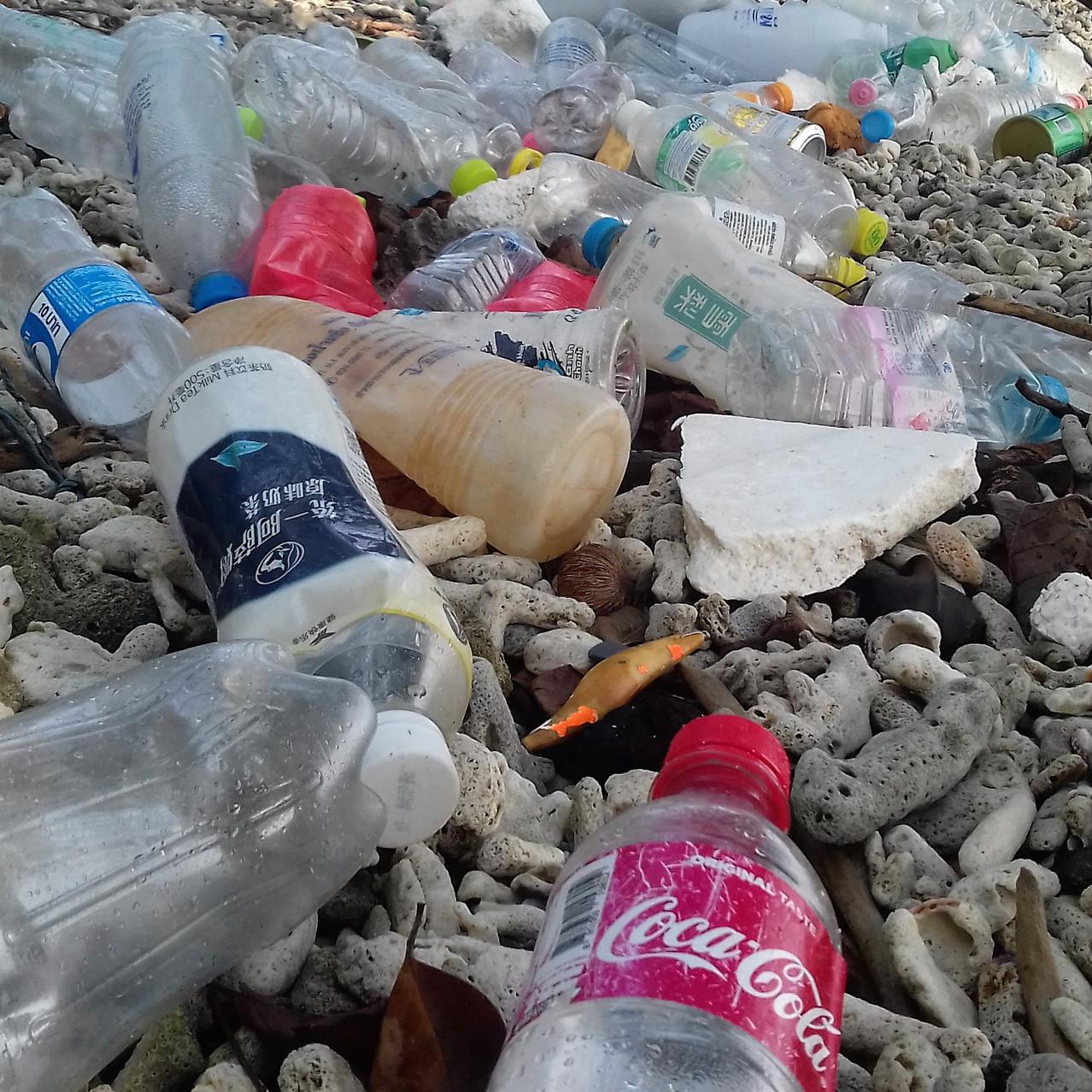 Du plastique partout