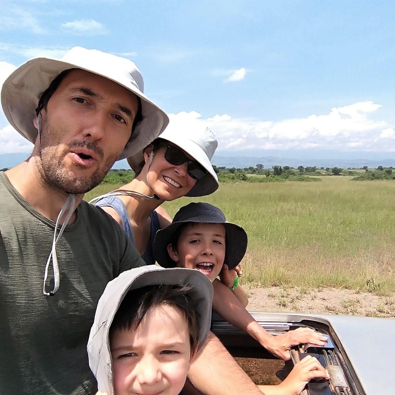 safari toit ouvrant